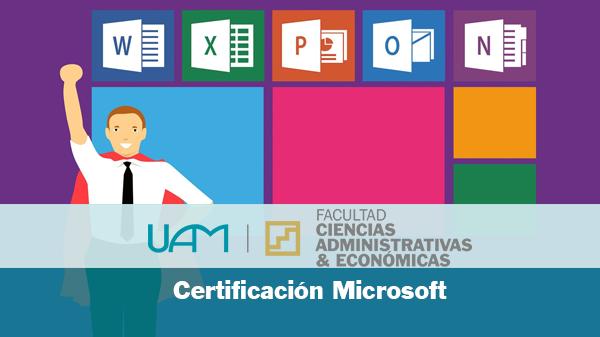 Curso de Certificación de Microsoft - FCAE