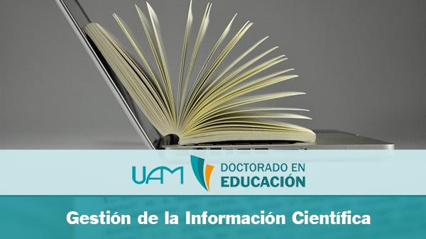 Gestión de la Información Científica