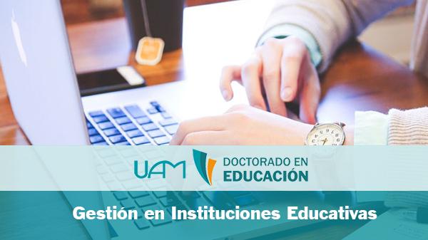 Gestión en Instituciones Educativas