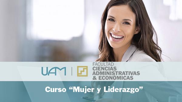 """CURSO """"MUJER Y LIDERAZGO"""""""